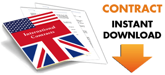 Pack 10 International Contracts in English