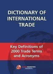PORTADA DICTIONARY OF INTERNATIONAL TRADE para banner